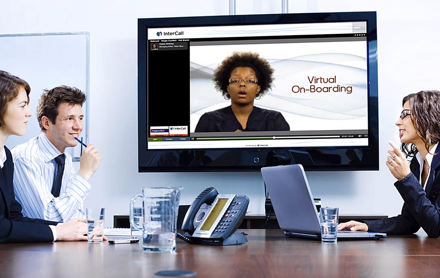 how to webcasting live events