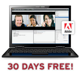 InterCall - Adobe Connect Free Trial Sign Up